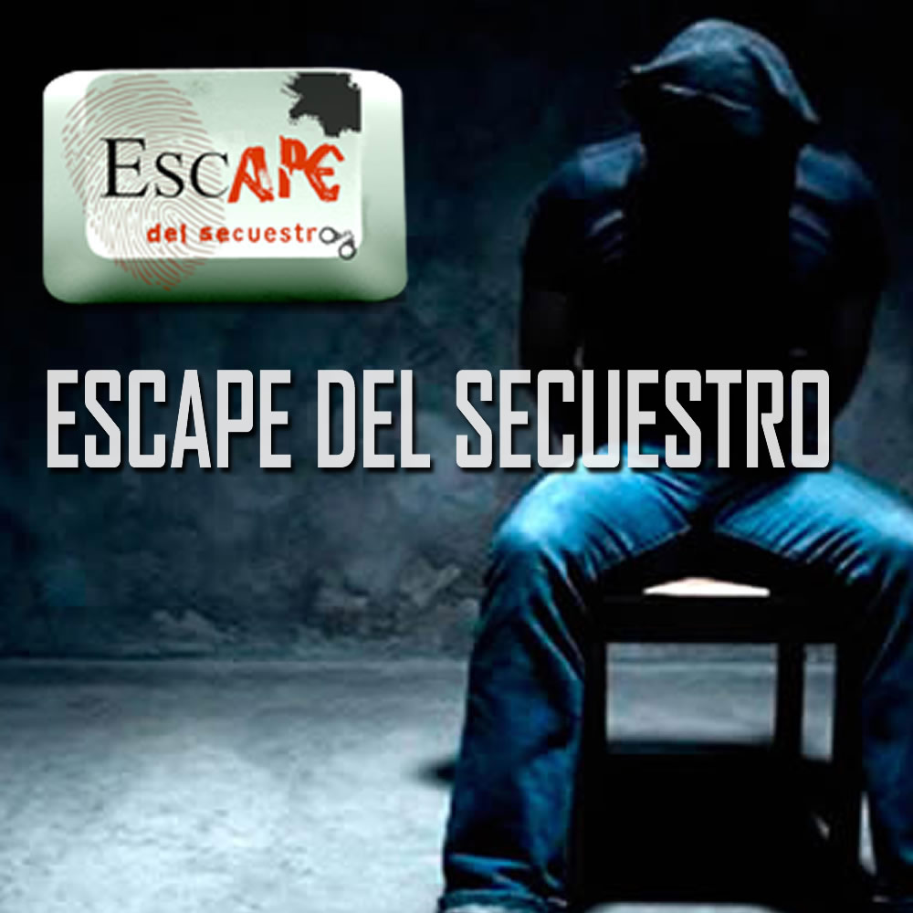Escape room con actores